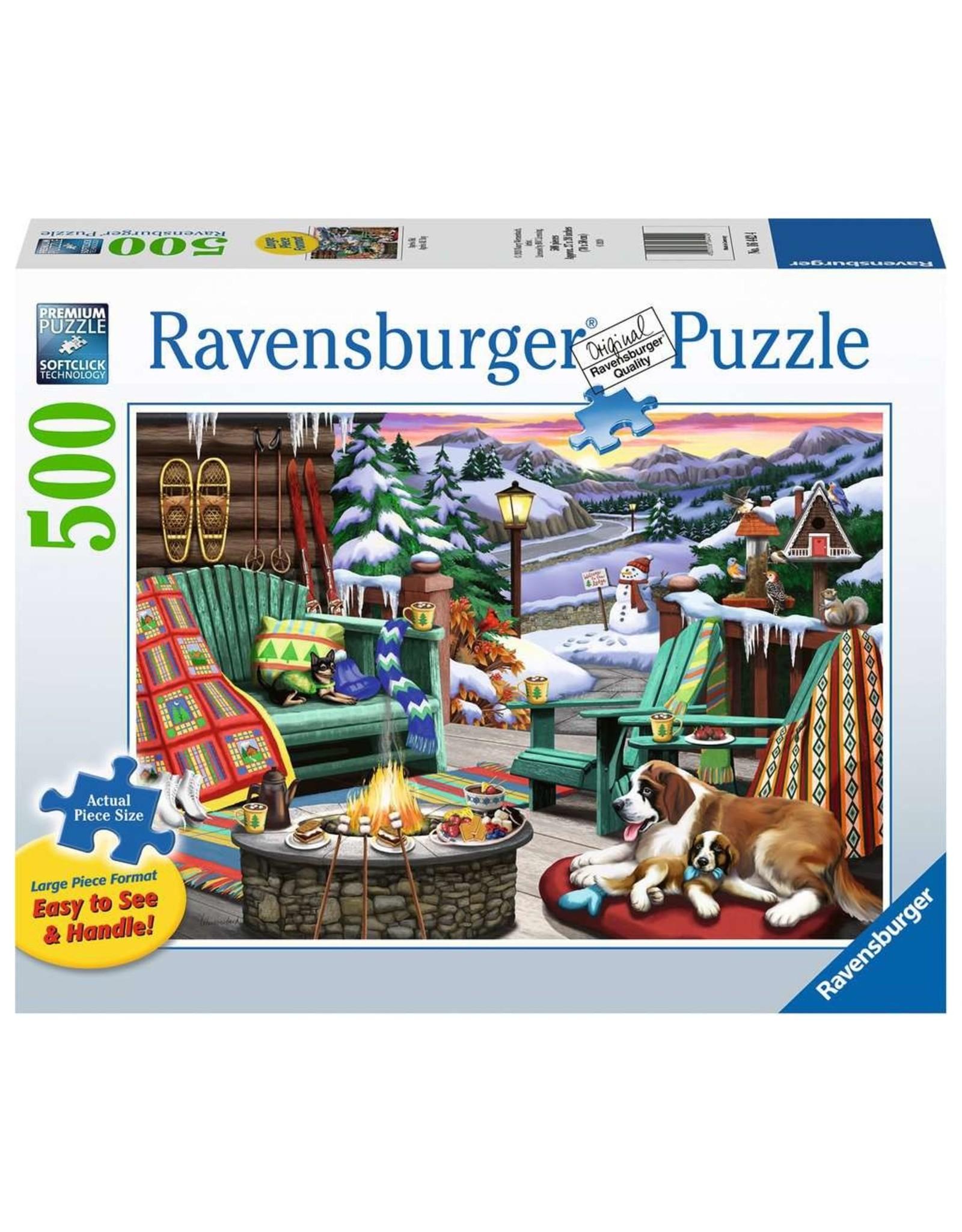 Ravensburger Apres All Day 500pc