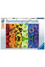 Ravensburger Floral Reflections 500 pc