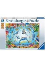 Ravensburger Cave Dive 500 pc