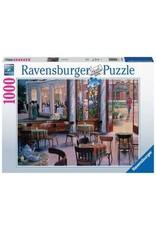 Ravensburger A Cafe Visit 1000 pc
