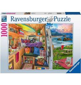 Ravensburger Rig Views 1000 pc