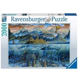 Ravensburger Wisdom Whale 2000 pc