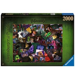 Ravensburger The Worst Comes Prepared 2000 pc