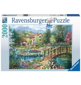 Ravensburger Shades of Summer 2000 pc