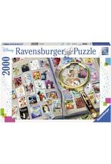 Ravensburger Disney Stamps 2000 pc