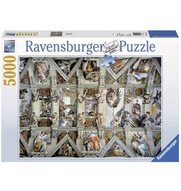 Ravensburger Sistine Chapel 5000 pc