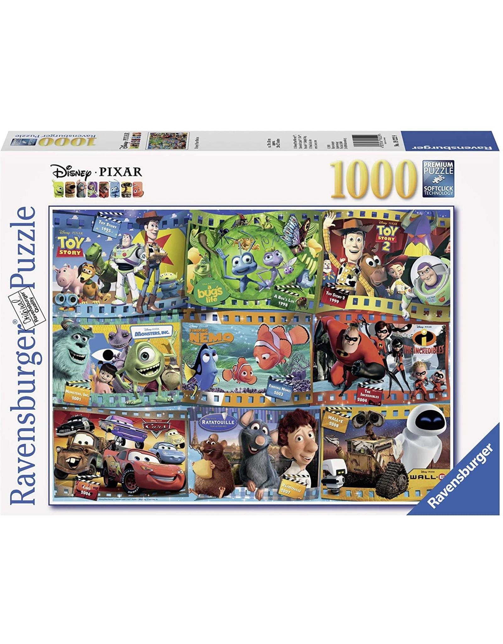 Ravensburger Disney-Pixar Movies 1000 pc