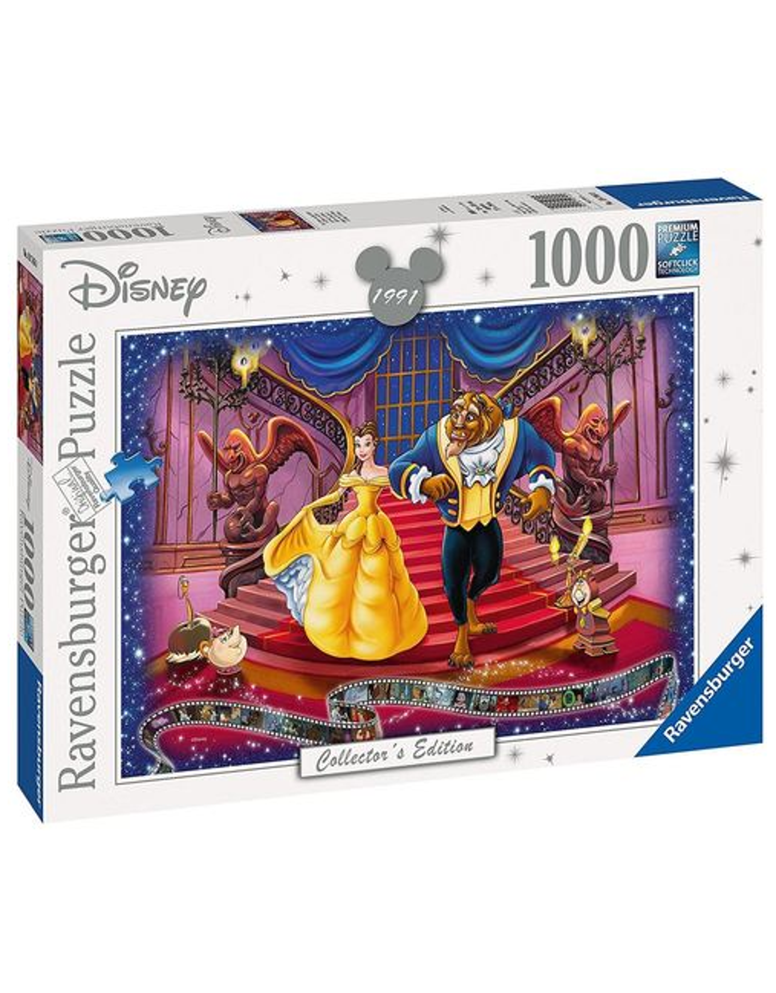 Ravensburger Beauty and the Beast 1000 pc