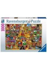 "Ravensburger Awesome Alphabet ""A"" 1000 pc"