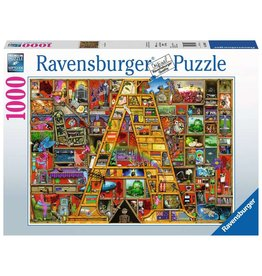 "Ravensburger Awesome Alphabet ""A"" 1000 pc"