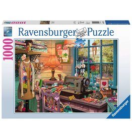 Ravensburger The Sewing Shed 1000 pc
