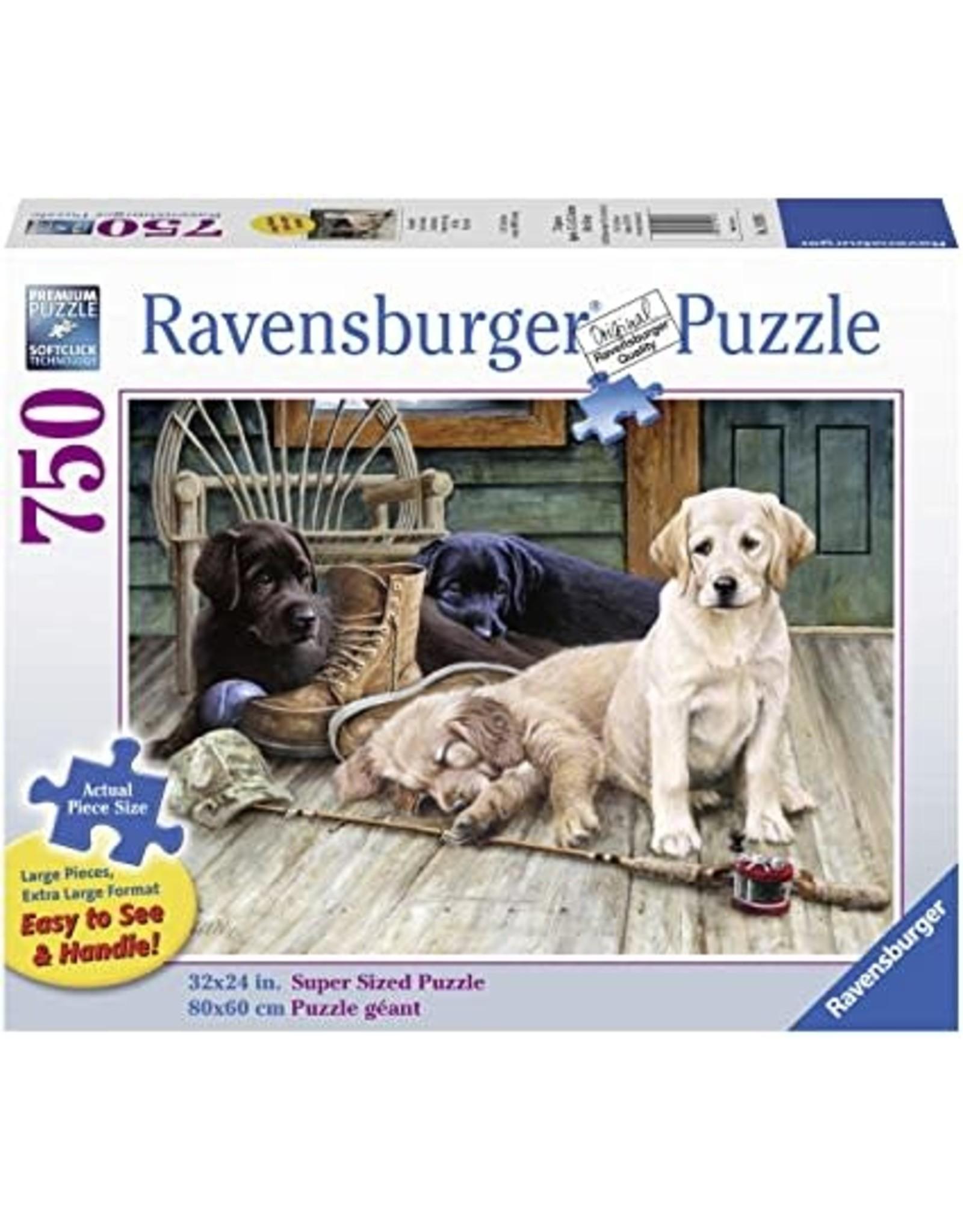 Ravensburger Ruff Day 750 pc