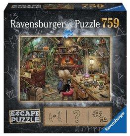 Ravensburger ESCAPE Witch's Kitchen 759pc