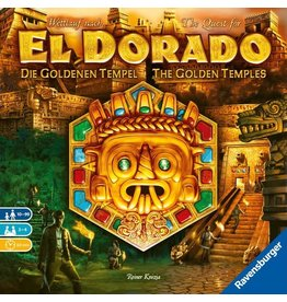 Ravensburger El Dorado: The Golden Temples