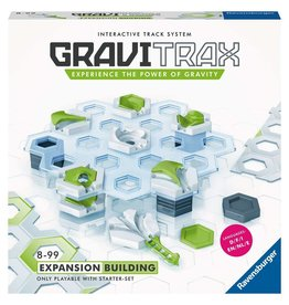 Ravensburger GraviTrax: Building