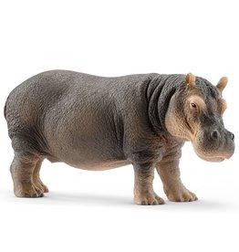 Schleich 2018 Hippopotamus