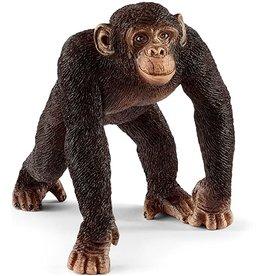 Schleich 2018 Chimpanzee, male