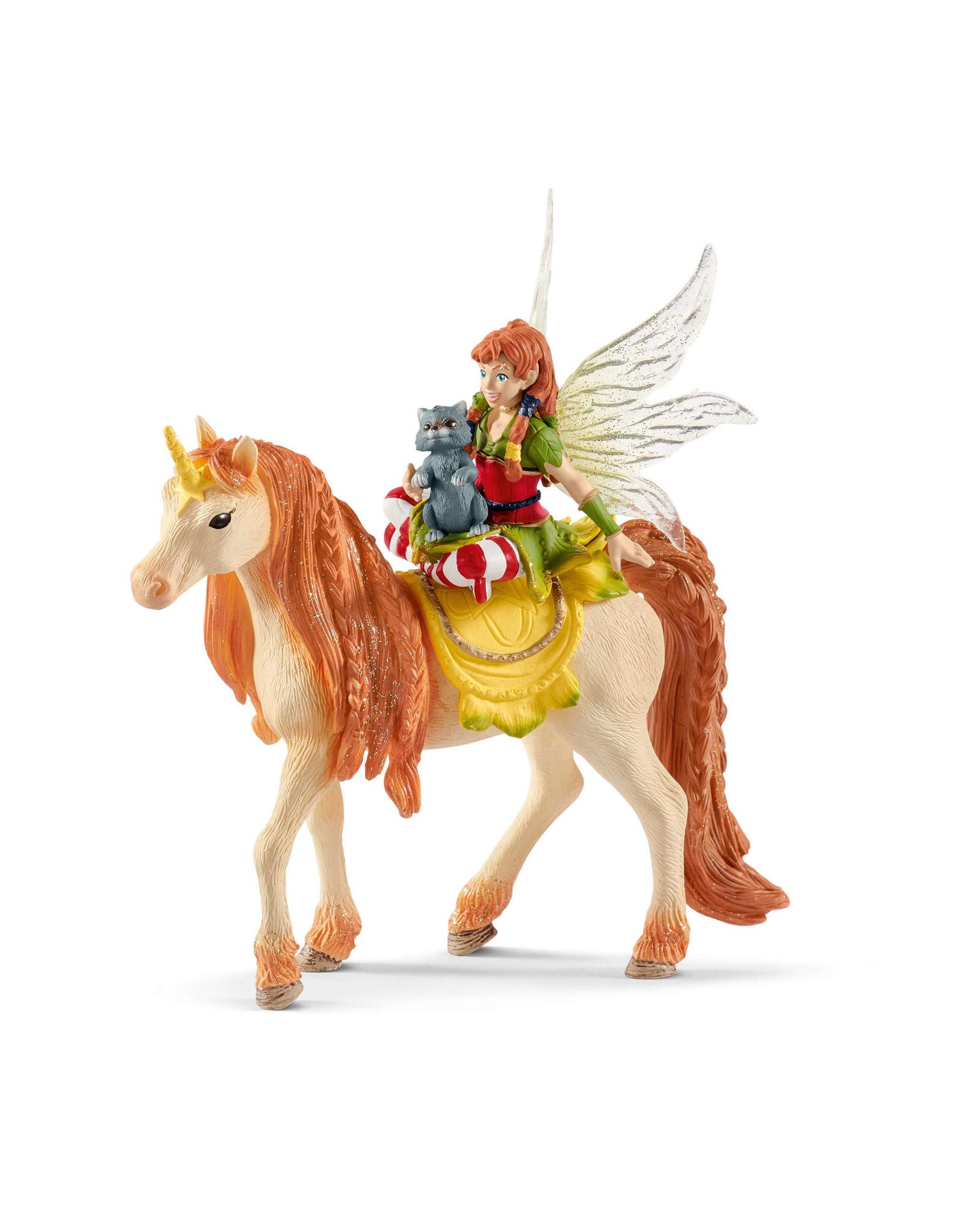 Schleich Marween with glitter unicorn