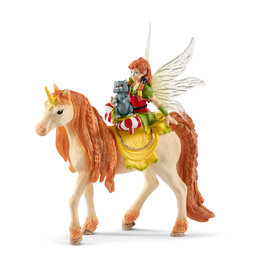 Schleich Marween with glitter unicorn