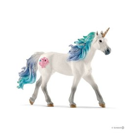 Schleich Sea unicorn, stallion
