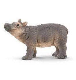 Schleich Baby Hippopotamus