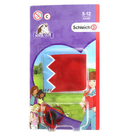 Schleich Blanket & Halter - Hannah & Cayenne