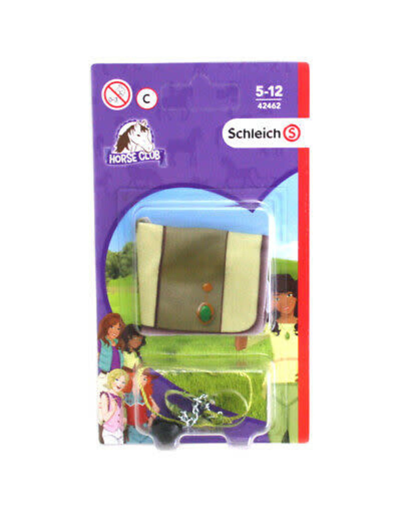 Schleich Blanket & Halter - Sarah & Mystery