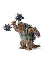 Schleich Eldrador Creatures - Armoured Turtle w/Weapon