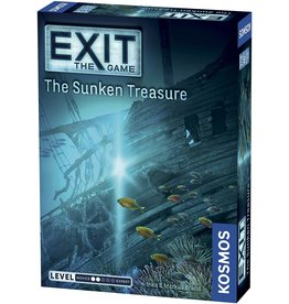 Thames & Kosmos EXIT: The Sunken Treasure