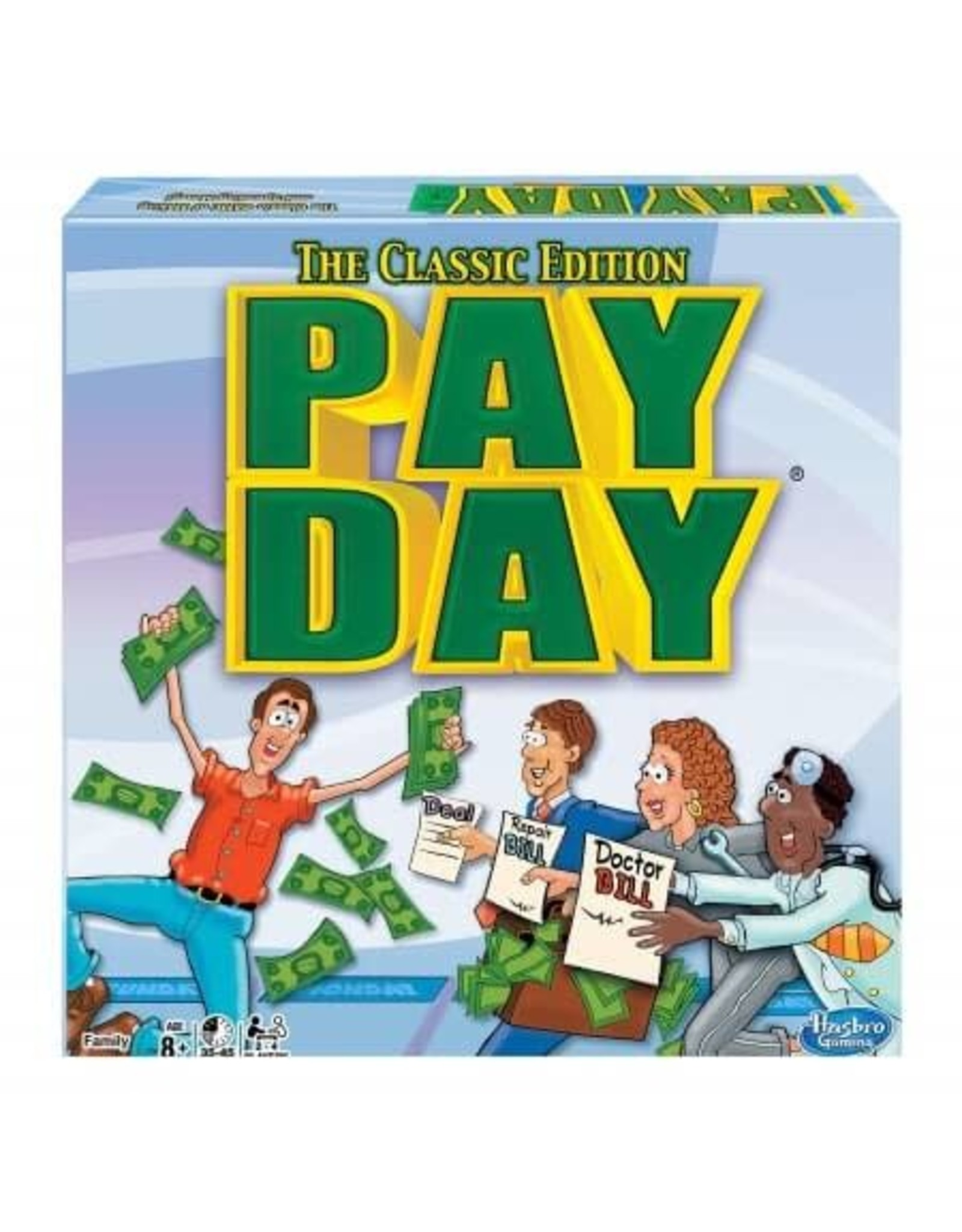 Hasbro Pay Day Game
