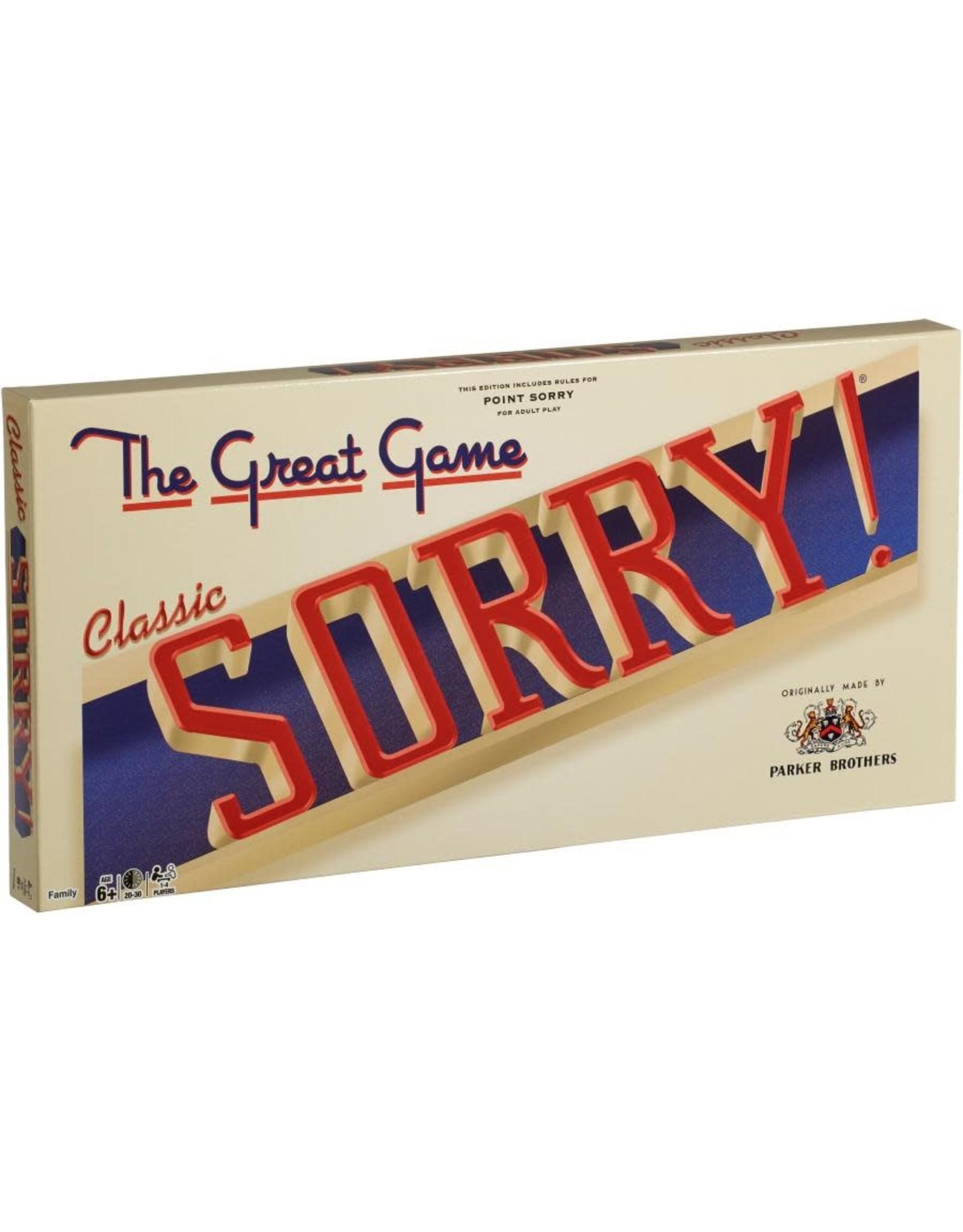 Hasbro Classic Sorry
