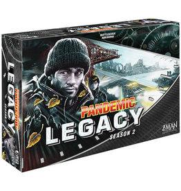 Z Man Games Pandemic Legacy S2 Black Edition