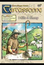 Z Man Games Carcassonne Expansion 9 - Hills & Sheep
