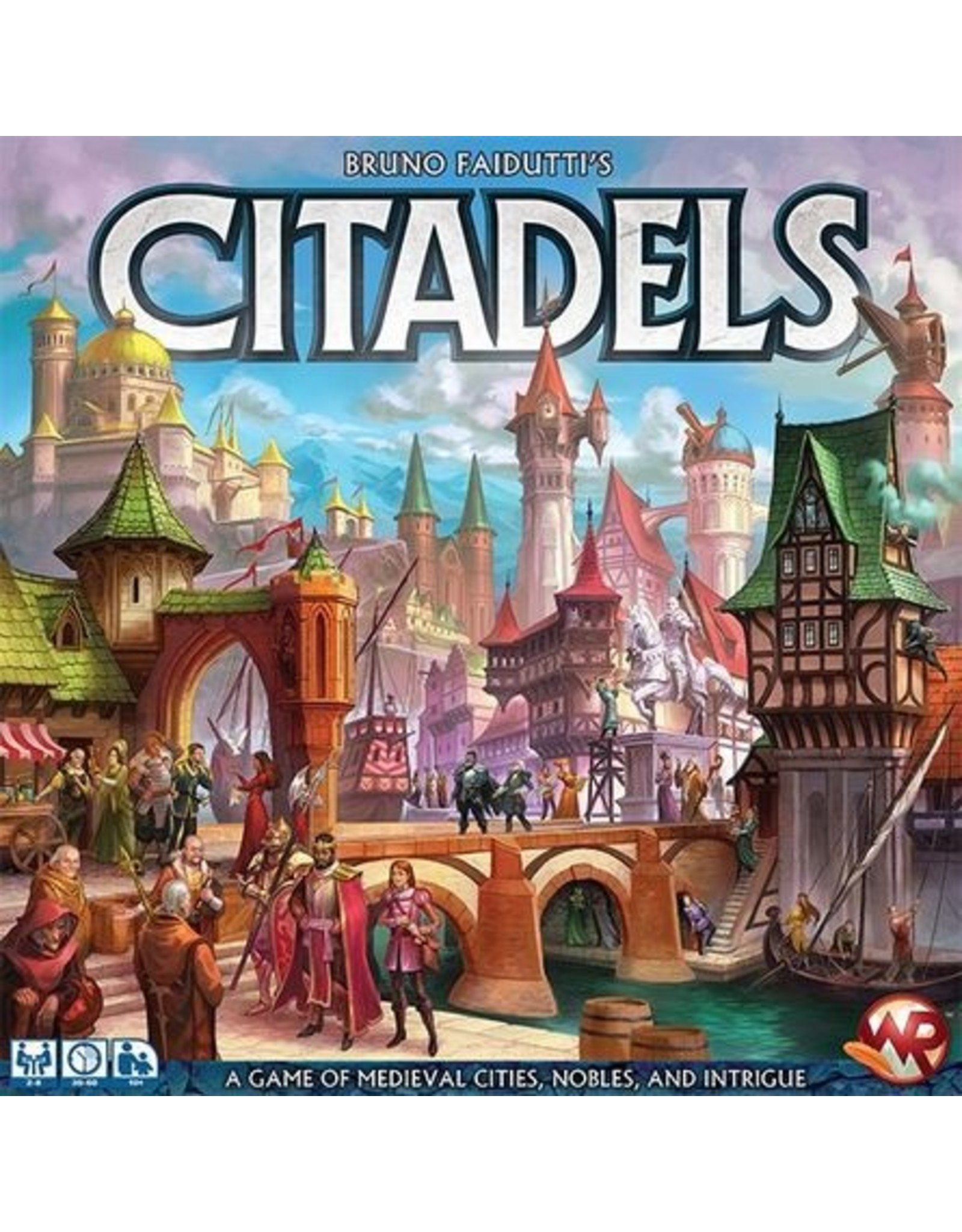 Z Man Games Citadels (2016 Edition)