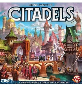 Z Man Games Citadels (2016 Edition)