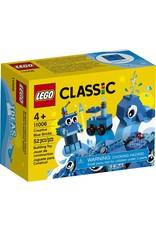 Lego Creative Blue Bricks