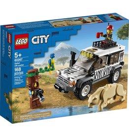 Lego Safari Off-Roader