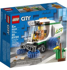 Lego LEGO CITY Street Sweeper