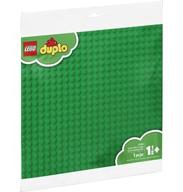 Lego LEGO Duplo Large Green Building Plate