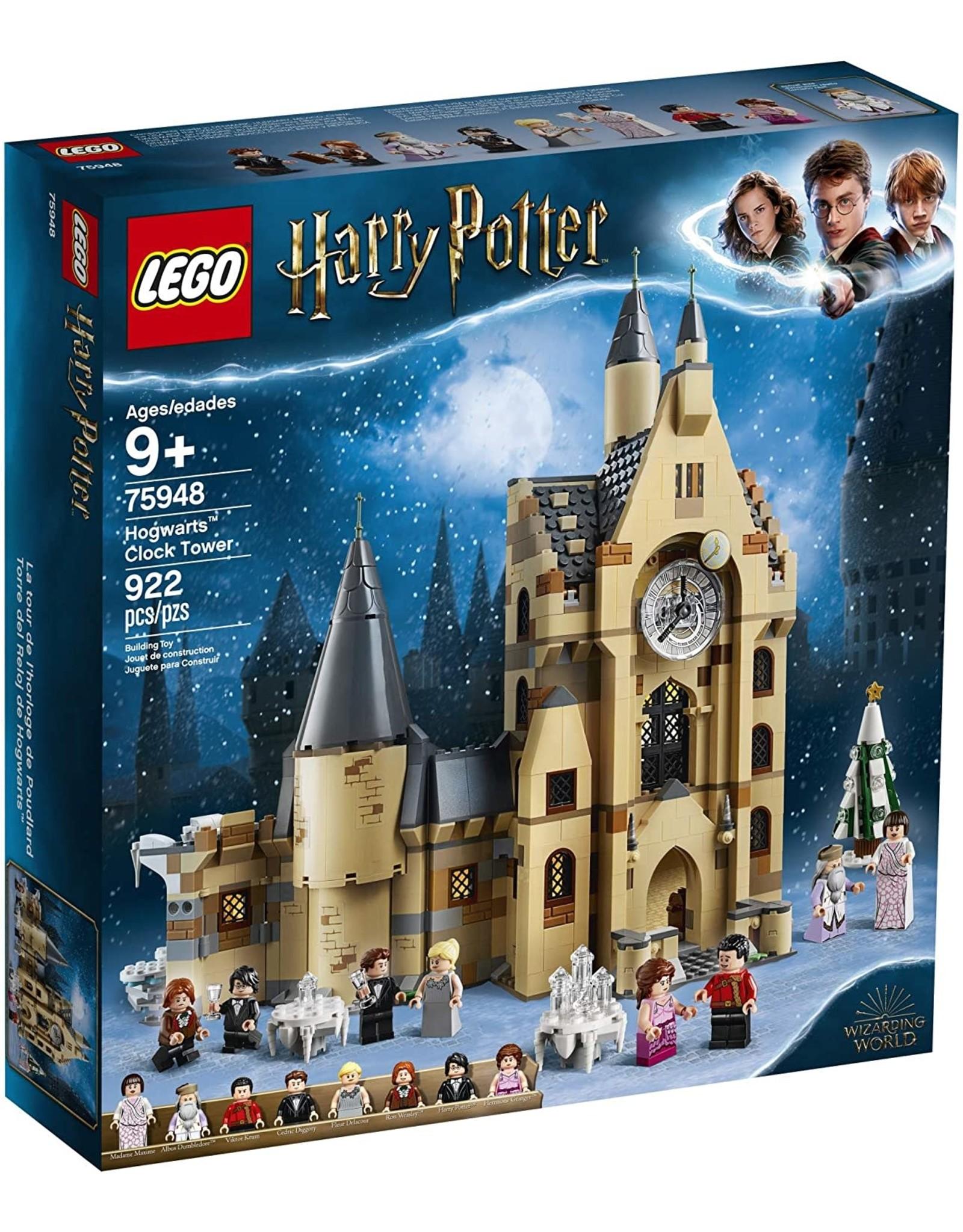 Lego LEGO Harry Potter Hogwart's Clock Tower