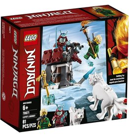 Lego Lloyd's Journey