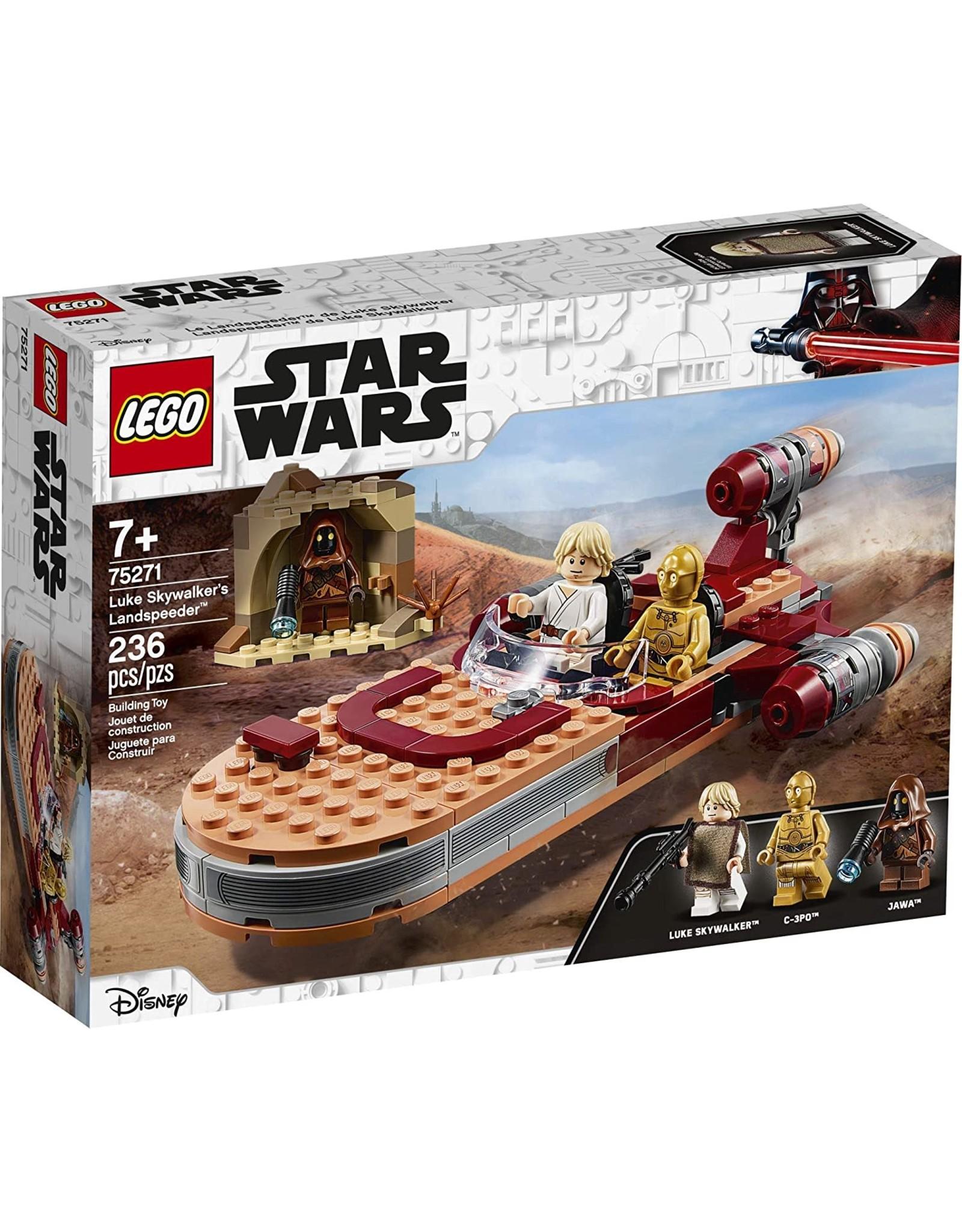 Lego Luke Skywalker's Landspeeder