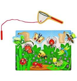 Melissa & Doug Melissa & Doug: Bug Catching Magnetic Puzzle Game