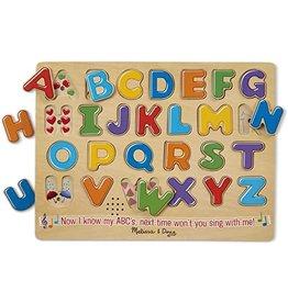 Melissa & Doug Melissa & Doug: Alphabet Sound Puzzle