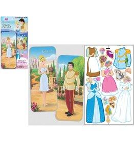 Cinderella Magnetic Paper Dolls
