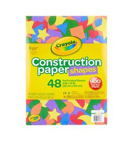 Crayola Construction Paper Shapes