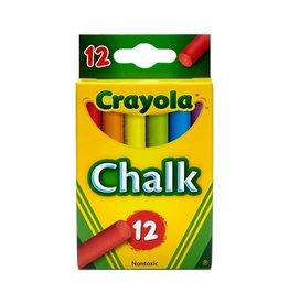 Crayola Crayola 12 count Multicoloured Chalk