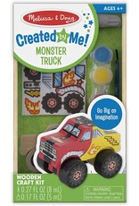 Melissa & Doug DYO Monster Truck