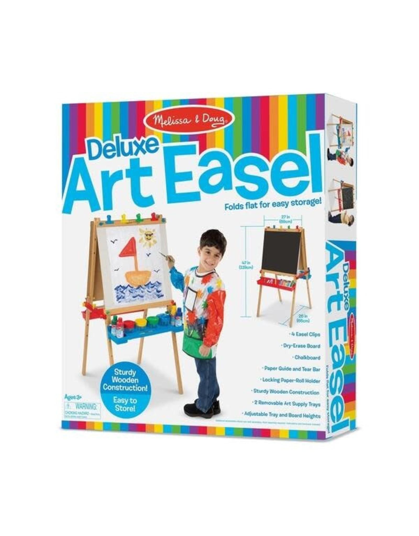 Melissa & Doug Melissa & Doug: Deluxe Standing Art Easel