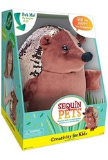 Creativity For Kids Sequin Pets: Happy the Hedgehog
